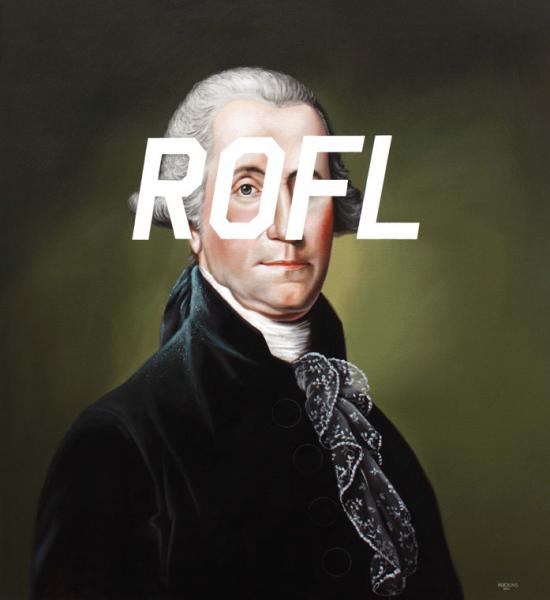 Shawn Huckins, GW's Comment: Rolling On The Floor Laughing